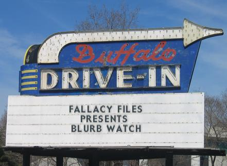 FALLACY FILES PRESENTS BLURB WATCH